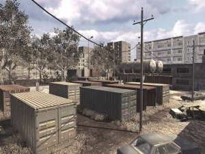 Vacant Remastered for Modern Warfare
